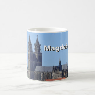Cathedral of Magdeburg 0.2.7.T Coffee Mug