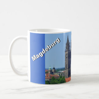 Cathedral of Magdeburg 0.2.8.T Coffee Mug