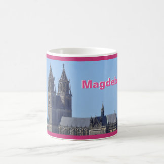 Cathedral of Magdeburg 2.2.T Coffee Mug