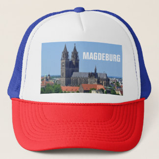 Cathedral of Magdeburg 2.T Trucker Hat
