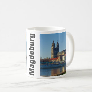 Cathedral of Magdeburg 3.01.T Coffee Mug