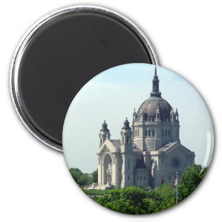 Cathedral of Saint Paul 6 Cm Round Magnet