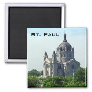 Cathedral of Saint Paul Magnet