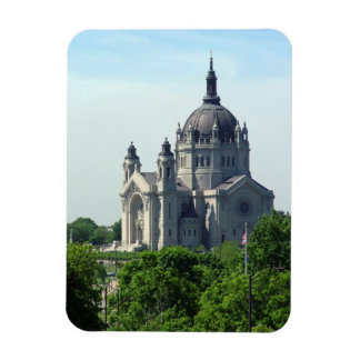 Cathedral of Saint Paul Rectangular Photo Magnet