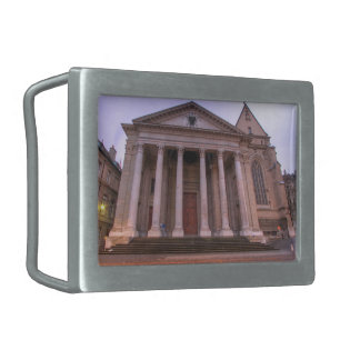 Cathedral of Saint Peter of Geneva Belt Buckle