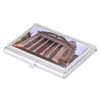 Cathedral of Saint Peter of Geneva Business Card Holder