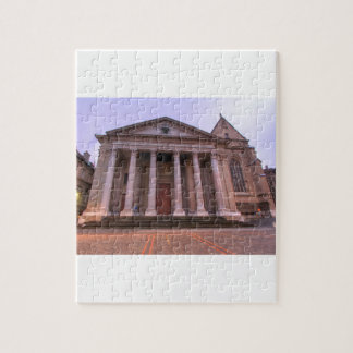 Cathedral of Saint Peter of Geneva Jigsaw Puzzle