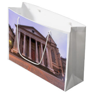 Cathedral of Saint Peter of Geneva Large Gift Bag