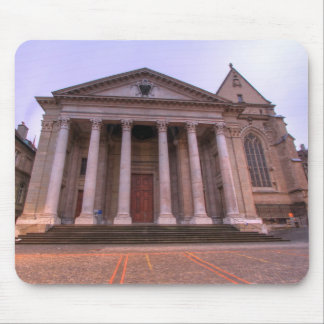 Cathedral of Saint Peter of Geneva Mouse Pad