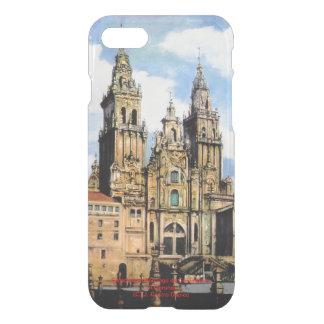 Cathedral of Santiago de Compostela (To Corunna) iPhone 8/7 Case