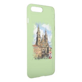Cathedral of Santiago de Compostela (To Corunna) iPhone 8 Plus/7 Plus Case