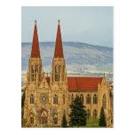 Cathedral of St. Helena, Helena, Montana Postcard