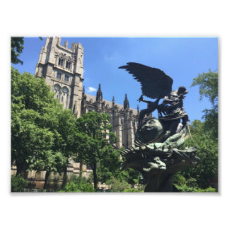 Cathedral of St. John the Divine New York City NYC Photo Print