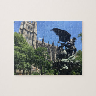Cathedral of St. John the Divine NYC New York City Puzzle