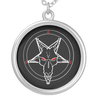 Cathedral of the Black Goat Sigil Necklace