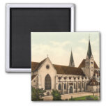 Cathedral of the Virgin Mary, Augsburg, Germany Refrigerator Magnets