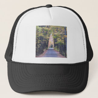 Cathedral Road Trucker Hat
