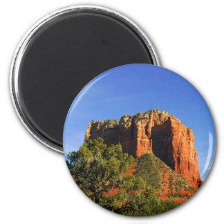 Cathedral Rock, Arizona Refrigerator Magnet