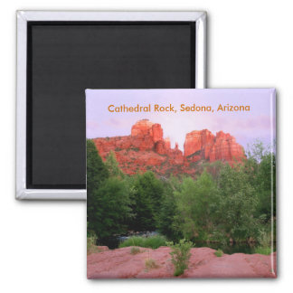 Cathedral Rock, Sedona, Arizona Magnet