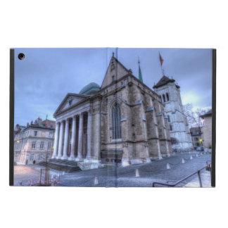 Cathedral Saint-Pierre, Peter, Geneva,Switzerland Cover For iPad Air