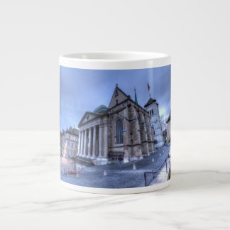 Cathedral Saint-Pierre, Peter, Geneva,Switzerland Giant Coffee Mug