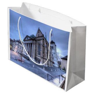 Cathedral Saint-Pierre, Peter, Geneva,Switzerland Large Gift Bag