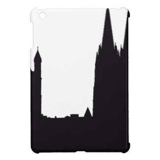 Cathedral Silhouette iPad Mini Cover