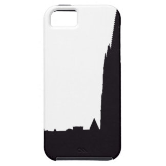 Cathedral Silhouette iPhone 5 Cover