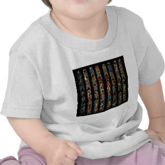 CATHEDRAL STAINED GLASS TEE SHIRT