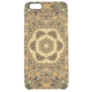 Cathedral Star Mandala Clear iPhone 6 Plus Case