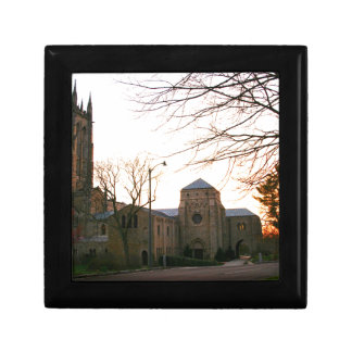 Cathedral Sunset Small Square Gift Box