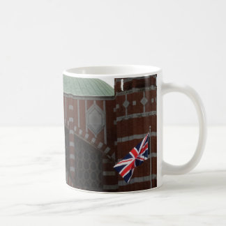 Cathedral White Coffee Mug