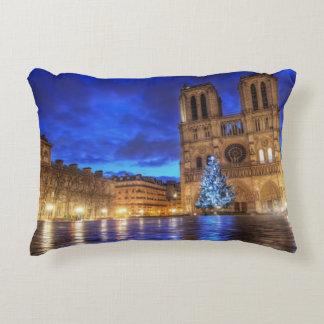 Cathédrale Notre-Dame de Paris Accent Cushion