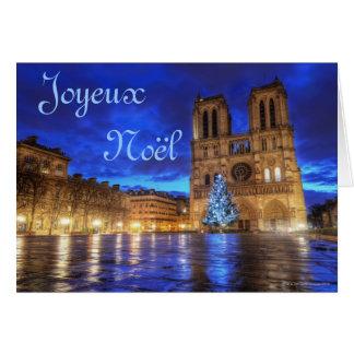 Cathédrale Notre-Dame de Paris Greeting Card