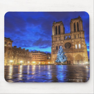Cathédrale Notre-Dame de Paris Mouse Pad