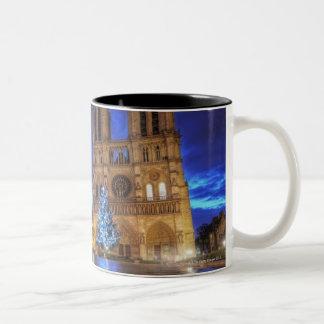 Cathédrale Notre-Dame de Paris Coffee Mug