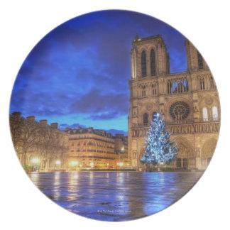 Cathédrale Notre-Dame de Paris Plates