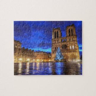 Cathédrale Notre-Dame de Paris Jigsaw Puzzles