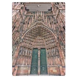 Cathedrale Notre-Dame, Strasbourg, France Clipboard