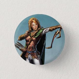 Catherine 3 Cm Round Badge