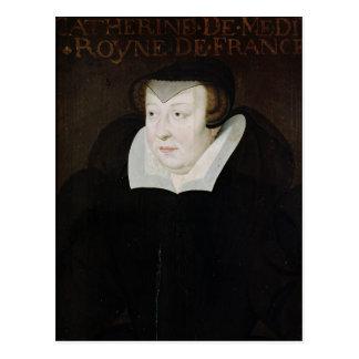Catherine de Medici Postcard