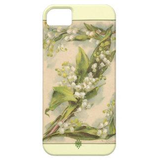 Catherine Klein Flower Alphabet Z Lily of Valley iPhone 5 Case