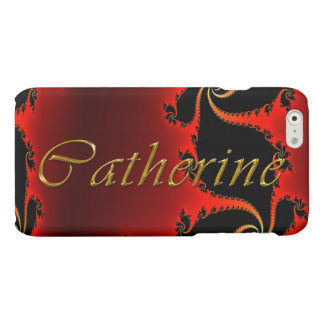 CATHERINE Name Branded iPhone Cover