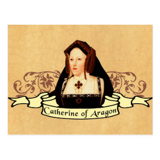 Catherine of Aragon Classic Postcard
