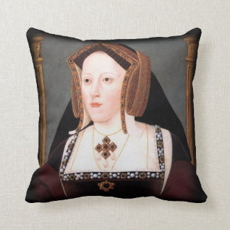 Catherine of Aragon Pillow