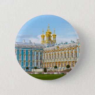 Catherine's Great Palace Tsarskoye Selo 6 Cm Round Badge