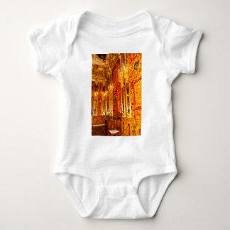 Catherine's Great Palace Tsarskoye Selo Amber Room Baby Bodysuit