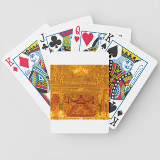 Catherine's Great Palace Tsarskoye Selo Amber Room Bicycle Playing Cards