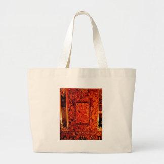 Catherine's Great Palace Tsarskoye Selo Amber Room Large Tote Bag