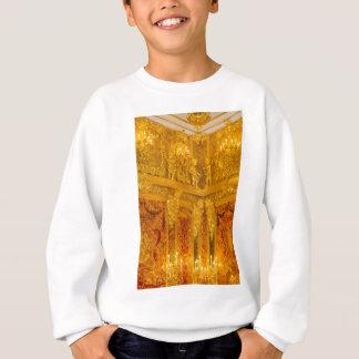 Catherine's Great Palace Tsarskoye Selo Amber Room Sweatshirt